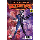 Guerras Secretas Marvel n° 03