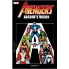 The Avengers - Absolute Vision - Book 1