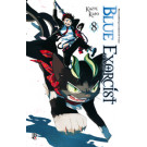 Blue Exorcist nº 08