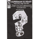 Superman Is Dead Justice League America #71