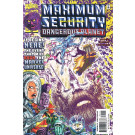 Mini Serie Maximum Security: Dangerous Planet em 3 Partes