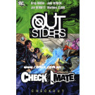 Outsiders / Checkmate : Checkout (Inglês) Capa Comum