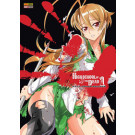 Highschool of the Dead nº 01 - Full Color Edition