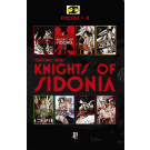 Box nº 01 Knights of Sidonia nº 01 ao 08