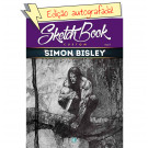 Sketchbook Custom - Simon Bisley Vol 01( Autografado)