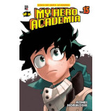 My Hero Academia nº 15