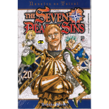 The Seven Deadly Sins nº 20