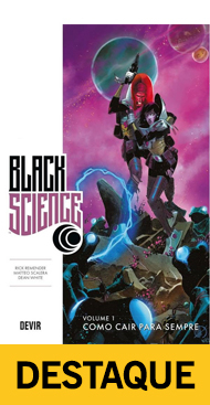 Black Science – Como cair para sempre