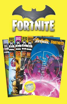 Batman/Fortnite