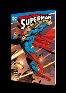 Superman Para o Alto e Avante (Capa Dura)