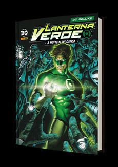 Lanterna Verde: A Noite Mais Densa (Capa Dura)