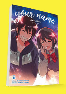 Your Name Edição única (Relançamento)