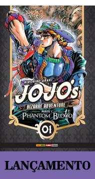 Jojo's Bizarre Adventure - Parte 1