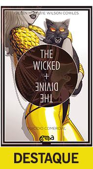 The Wicked + The Divine - Suicídio Comercial – VOL 3