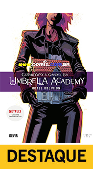 The Umbrella Academy Vol.03