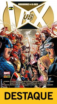 Vingadores vs X-men Marvel Deluxe