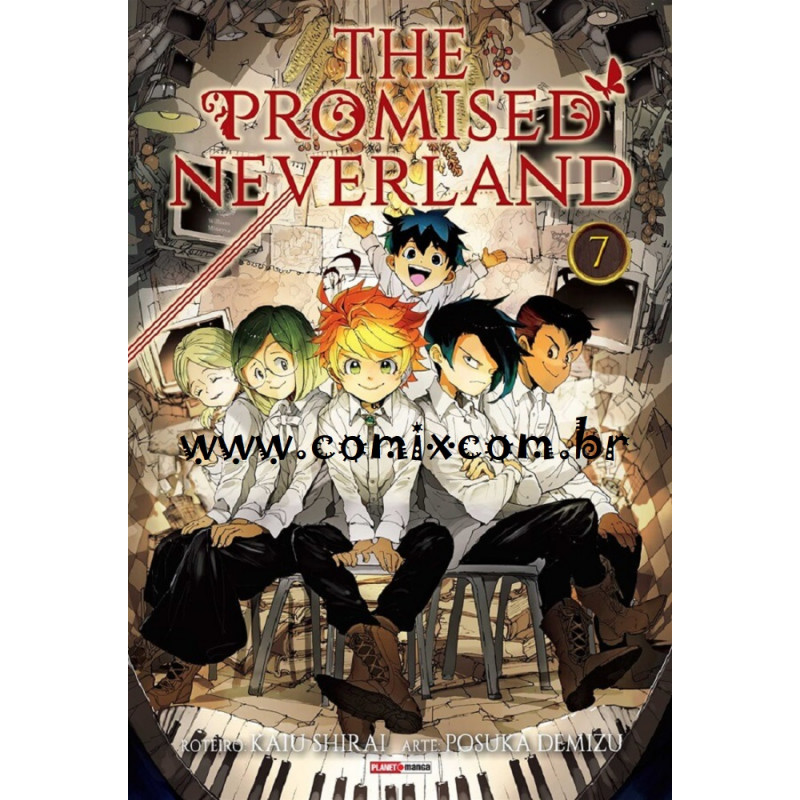 The Promised Neverland nº 07