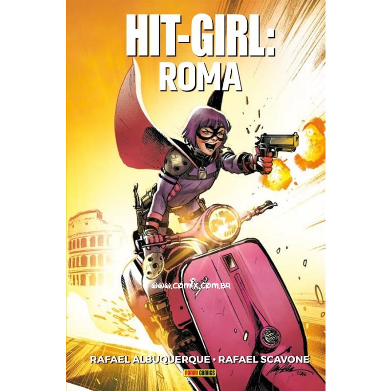 Hit-Girl: Volume 2 Roma