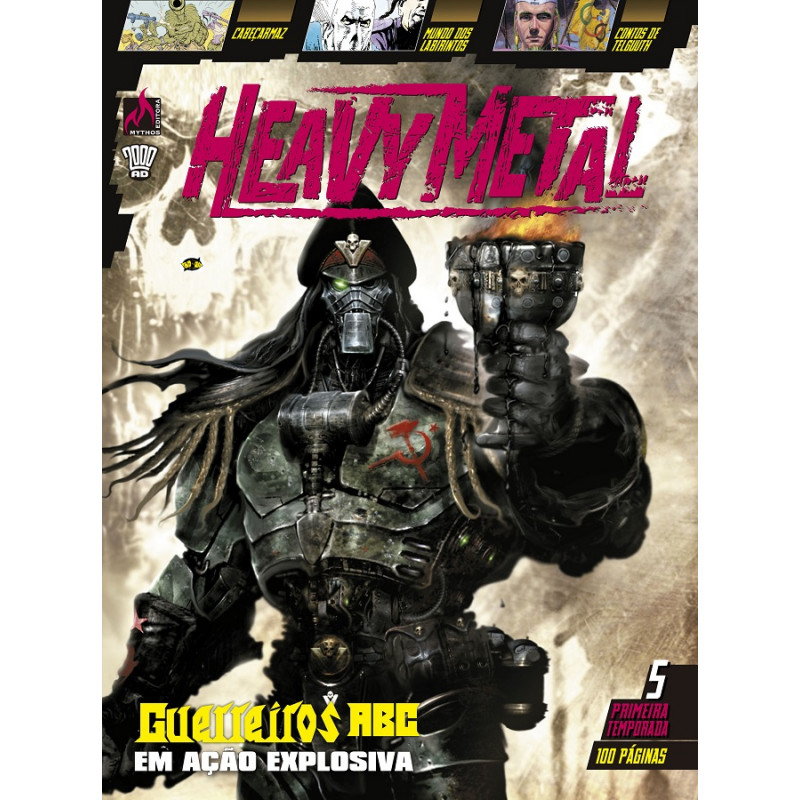 Heavy Metal – 1ª Temporada. Episódio 5