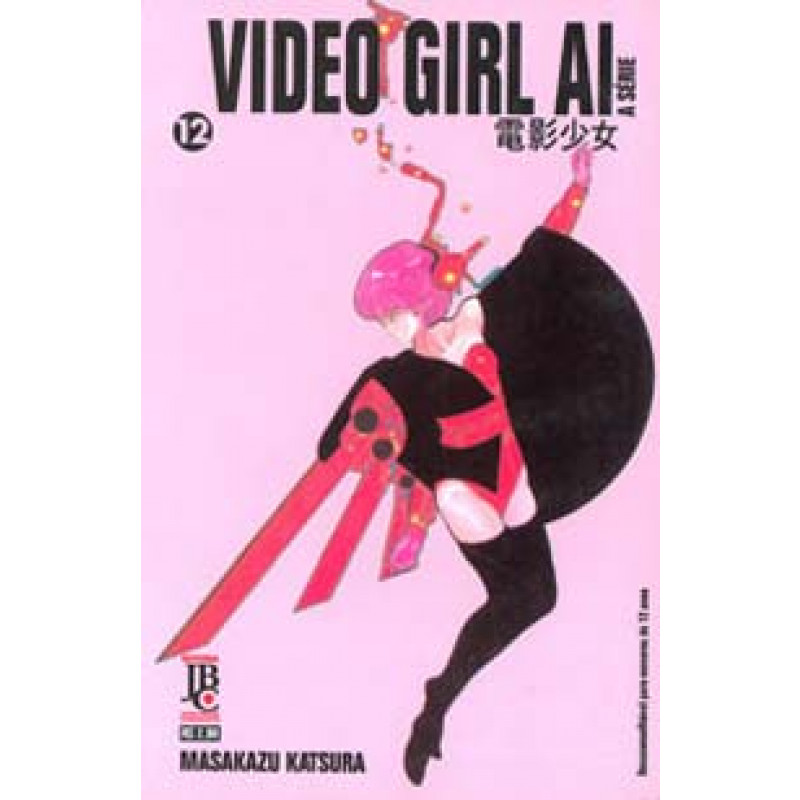 Video Girl Ai nº 12