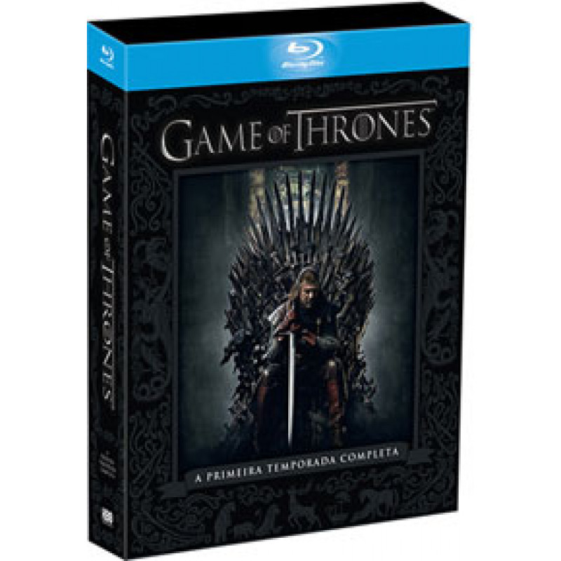 Blu-Ray Game of Thrones