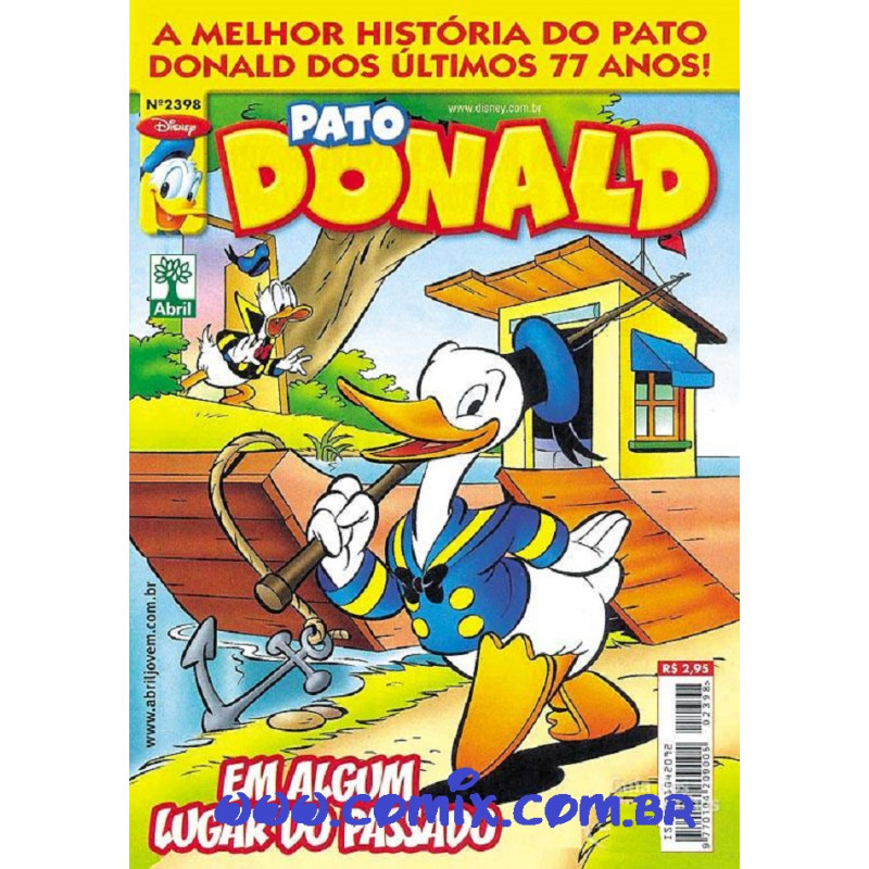Pato Donald  n° 2398