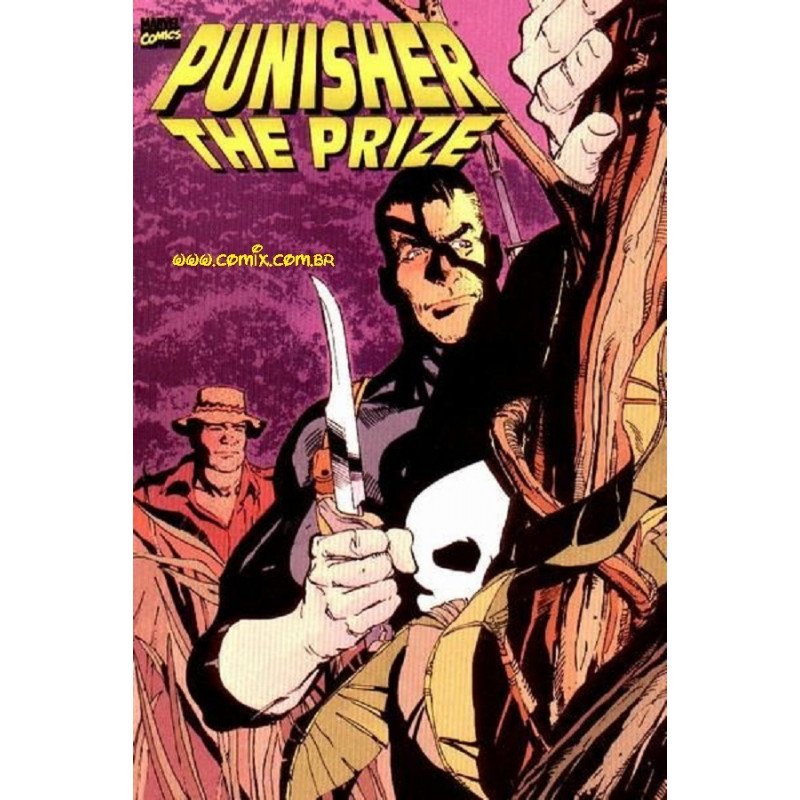 Punisher the Prize # 1, (1990) Mike Harris, Henderson, Marvel