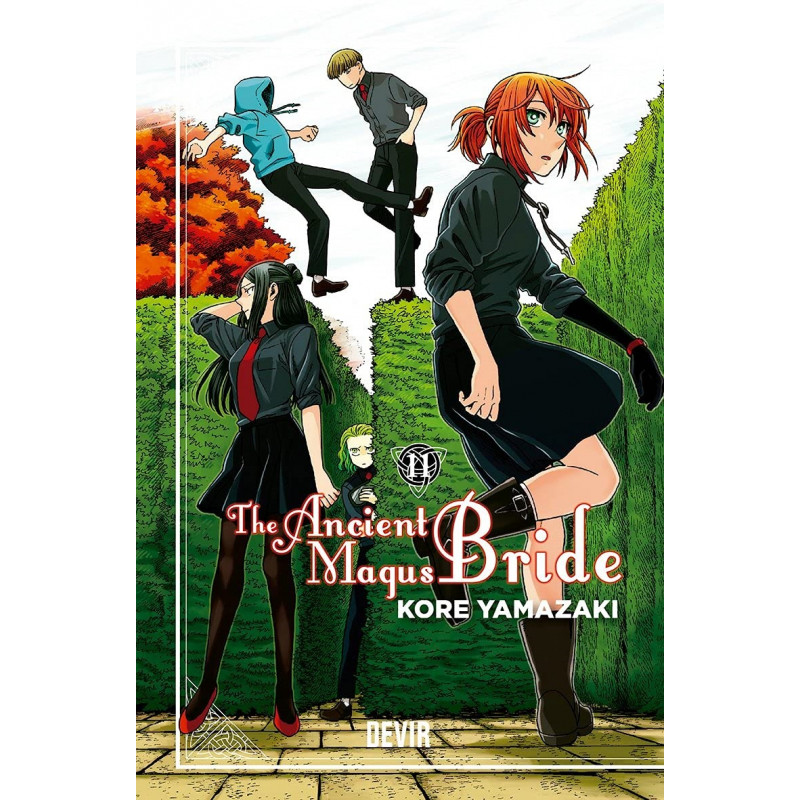 The Ancient Magus Bride Volume 11