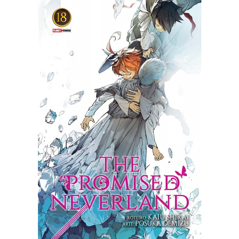 The Promised Neverland nº 18