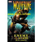 Wolverine: Enemy of the State (Capa Comum)