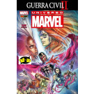 Universo Marvel: Totalmente Diferente Nova Marvel Vol 13