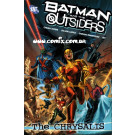 Batman and the Outsiders- DC  The Chrysalis
