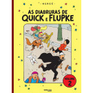As diabruras de Quick e Flupke – Volume 2