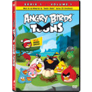 DVD Angry Birds Toons Volume 01