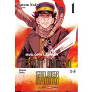 Kit  Golden Kamuy  Ed do 1 ao 5