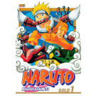 Kit Naruto Gold Vol: 01 ao 05  - Panini