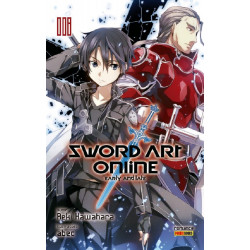 Sword Art Online - Early and Late nº 08 - Literatura Novel